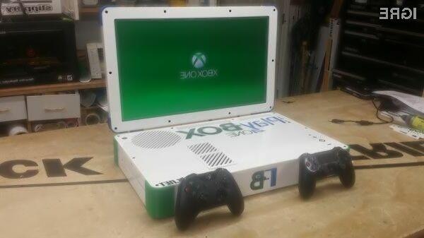 Igričarski »prenosnik« PlayBox združuje prednosti igralnih konzol PlayStation 4 in Xbox One!