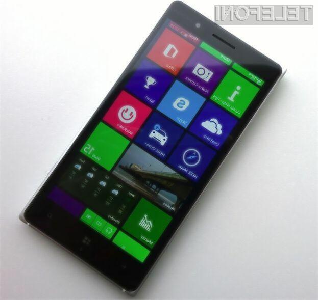 Strojna oprema cenejše različice pametnega mobilnega telefona Nokia 830 bo dovolj zmogljiva tudi za nekoliko zahtevnejše uporabnike.