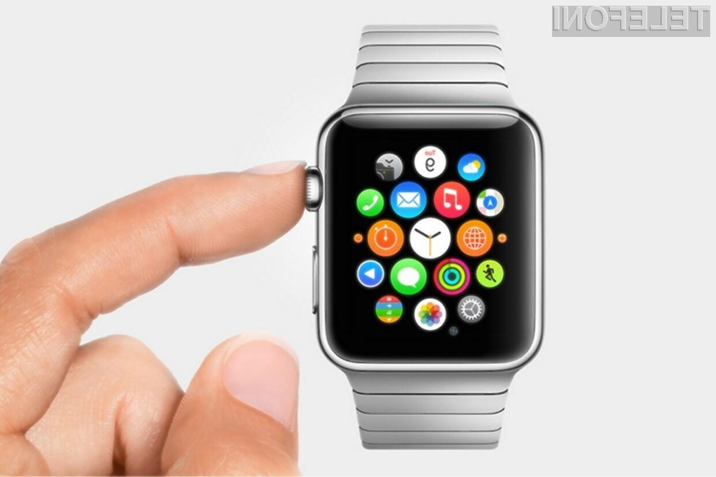 Pametne ročne ure Apple Watch naj bi bile naprodaj v specializiranih prodajalnah!