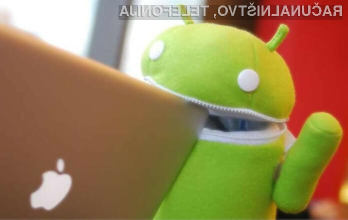 Za razvoj mobilnih aplikacij za spletni portal Google Play skrbi več kot 400 tisoč programerjev!