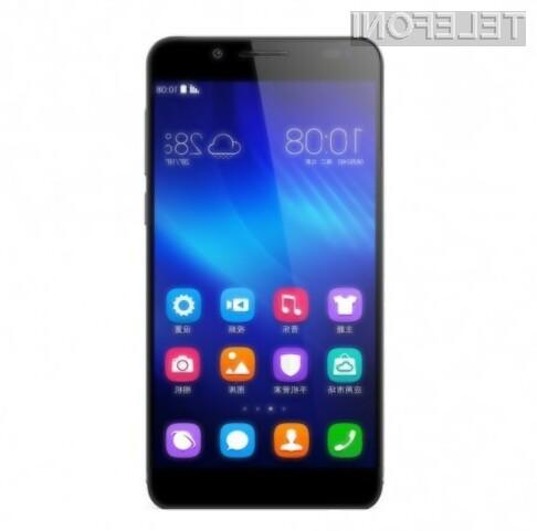 Glavni adut pametnega mobilnega telefona Huawei Honor 6 Plus sta dva digitalna fotoaparata.