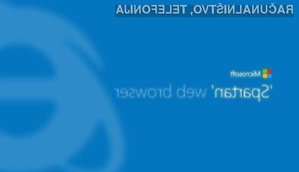 Prihajajoči spletni iskalnik Microsoft Spartan izgleda naravnost fantastično!