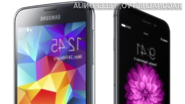 Uporabniki storitev mobilne telefonije so z izdelki podjetja Samsung več kot zadovoljni!