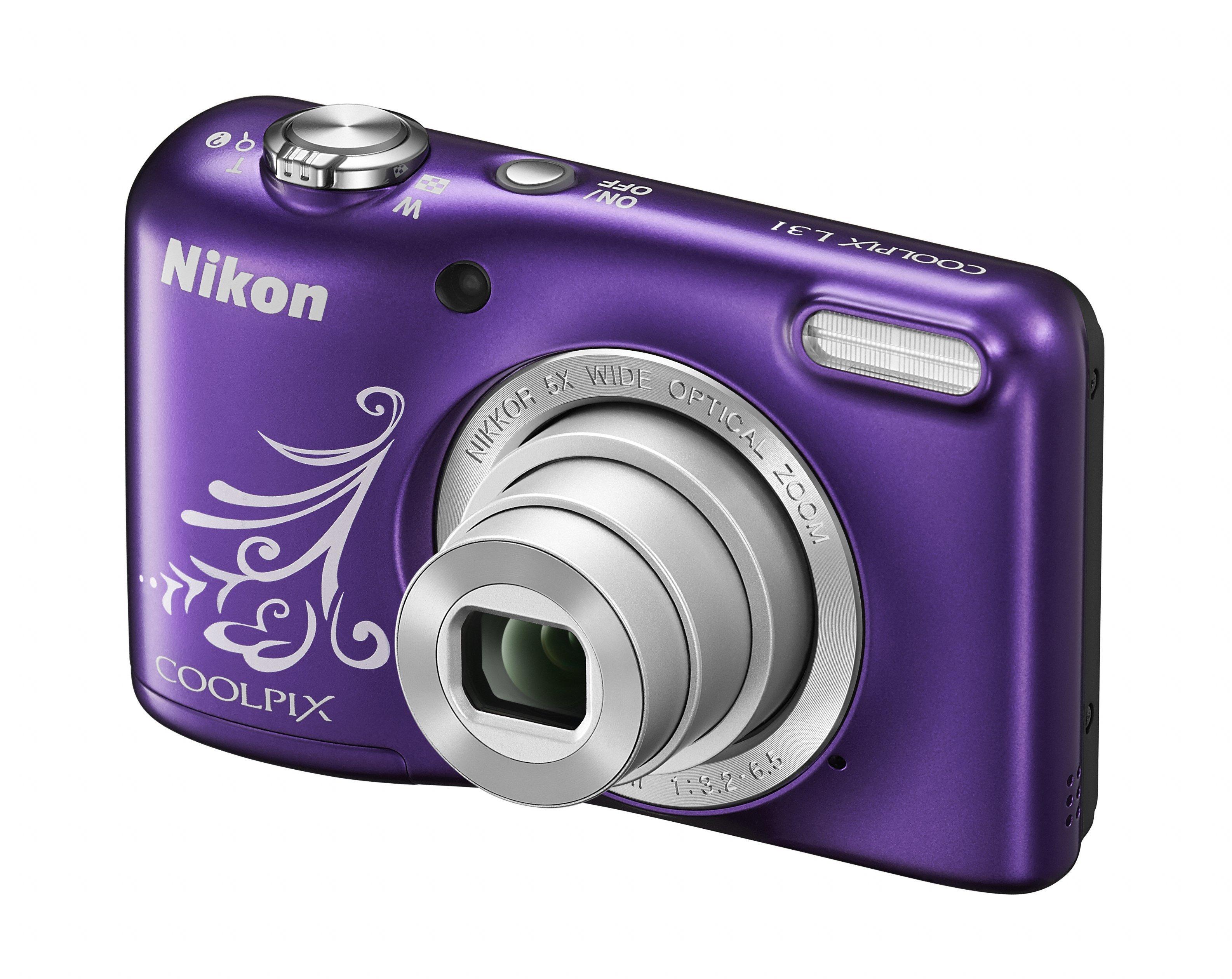 Novi Nikon Coolpix fotoaparati podpirajo vašo družabnost