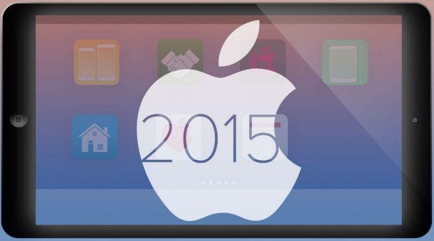 Kaj lahko pričakujemo od Appla v 2015?