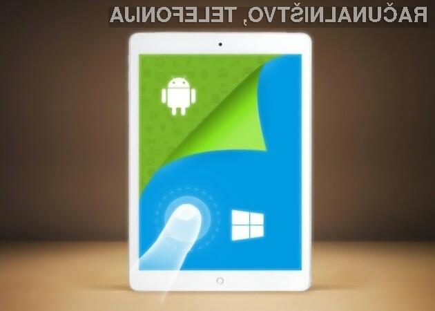 Najboljši kitajski ponaredek iPada poganja tako Android kot Windows 8.1.
