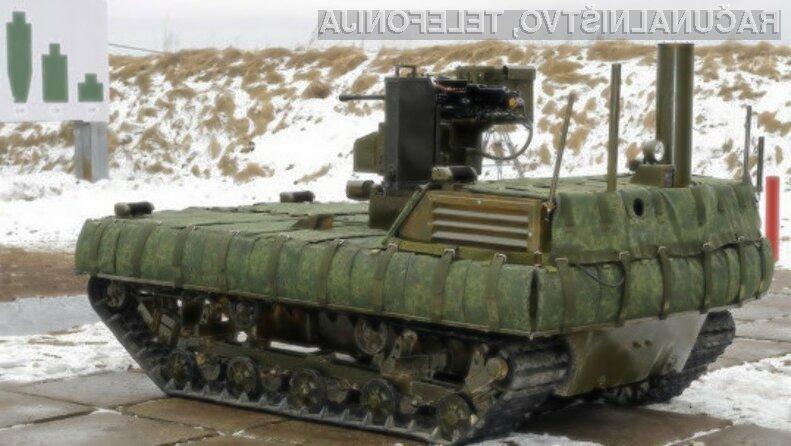 Leta 2020 naj bi imela Rusija že na voljo robote, ki bodo »odgovorni« za prenos medcelinskih raket.