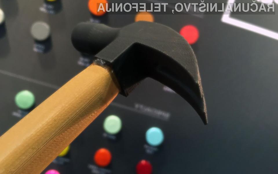 3D tiskanje predmetov iz kovin, lesa in kamna naj bi bilo navadnim smrtnikom dosegljivo še pred koncem leta.