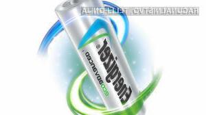 Pri podjetju Energizer delno izpraznjene alkalne baterije uporabljajo pri izdelavi novih baterij.