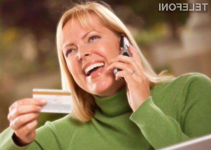 Plačevanje z glasovnimi ukazi naj bi bilo enako varno kot plačevanje z uporabo prstnega odtisa.