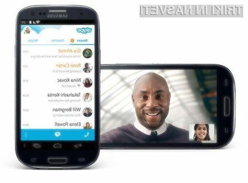 Prenovljeni Skype bo najbolj razveselil tiste s počasno povezavo v splet.
