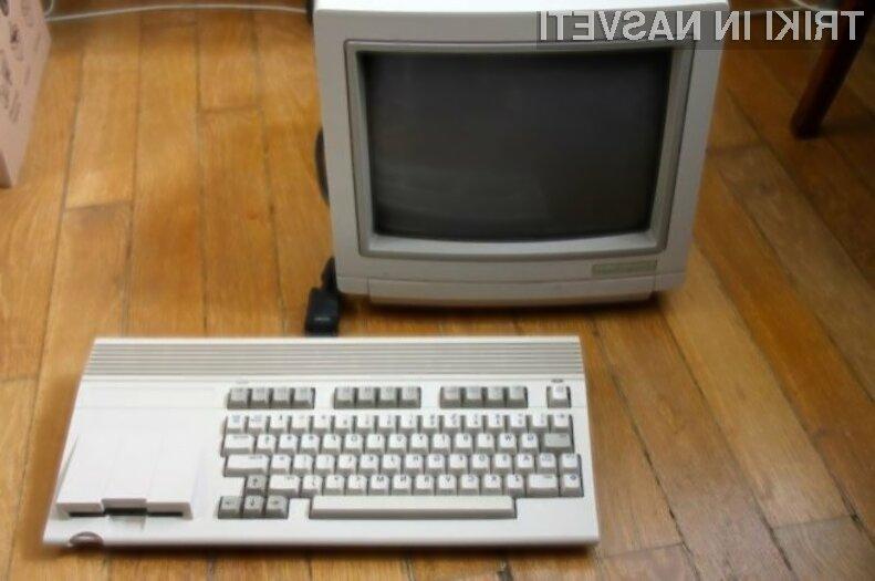 Osebni računalnik Commodore 65 je bil prodan za kar preračunanih 19.400 evrov!