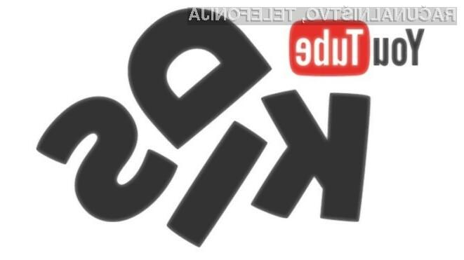 YouTube Kids bo ponujal le vsebine, ki so primerne za otroke  in družine.