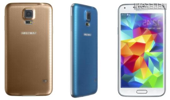 Android 5.0 Lollipop je odslej na voljo tudi za tiste pametne mobilne telefone Galaxy S5, ki jih uporabniki niso kupili v prosti prodaji.