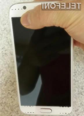 Mobilnik Samsung Galaxy S6 bo v osnovi enak njegovemu predhodniku!