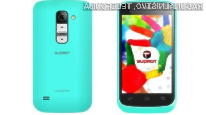 Superpoceni pametni mobilni telefon Torque Droidz Buzz bo sprva naprodaj le v državah v razvoju!