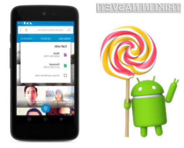Android 5.1 Lollipop prinaša majhne, a pomembne spremembe.