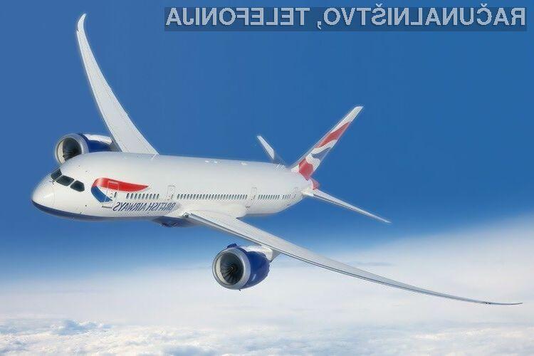 Hekerji se tokrat na srečo niso dokopali do zaupnih podatkov potnikov letalske družbe British Airways!