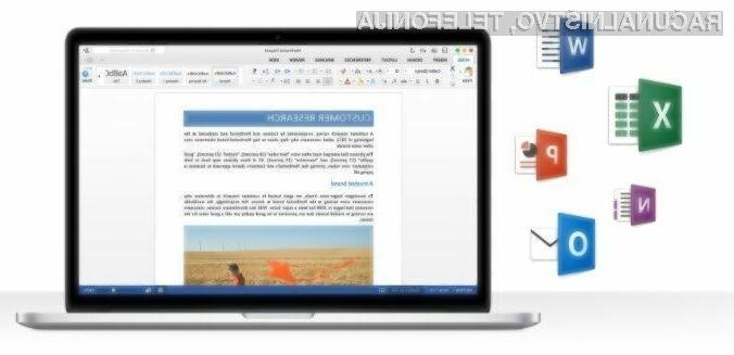 Pisarniški paket Office 2016 za Mac navdušuje v vseh pogledih, zato ga velja vsaj enkrat preskusiti v živo!