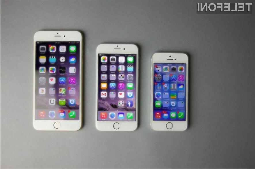 Novi Applovi mobilniki iPhone naj bi se zlahka prikupili širšemu krogu uporabnikov storitev mobilne telefonije!