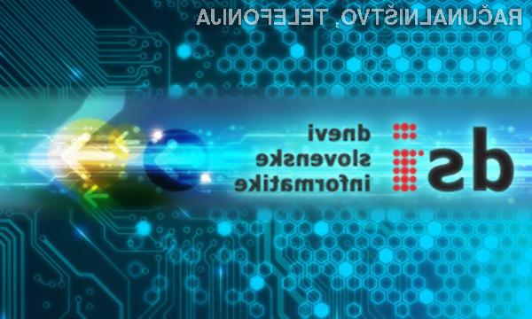 Dnevi slovenske informatike 2015 bodo pokazali, da znamo in zmoremo uspeti z domačimi idejami tako pri nas kot v tujini.