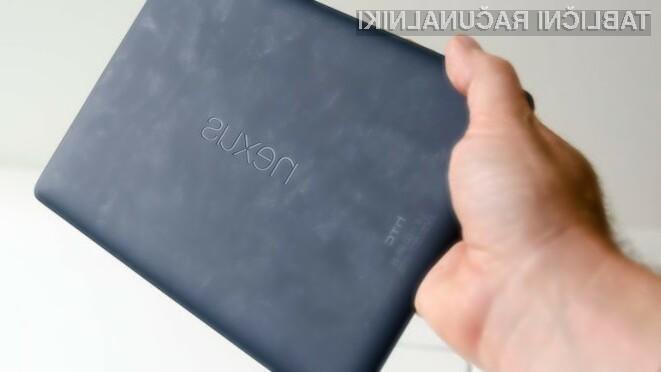 Prenovljena tablica HTC Nexus 9 obeta veliko!