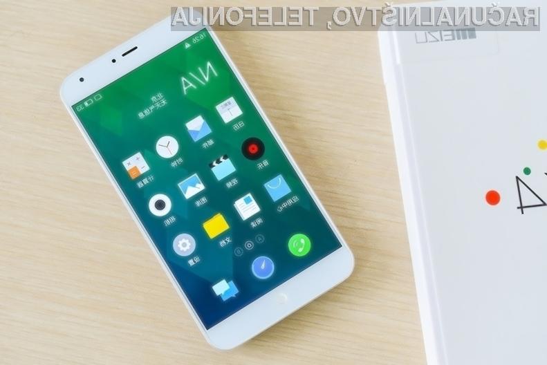 Pametni mobilni telefon Meizu MX4 je postal še bolj dostopen!