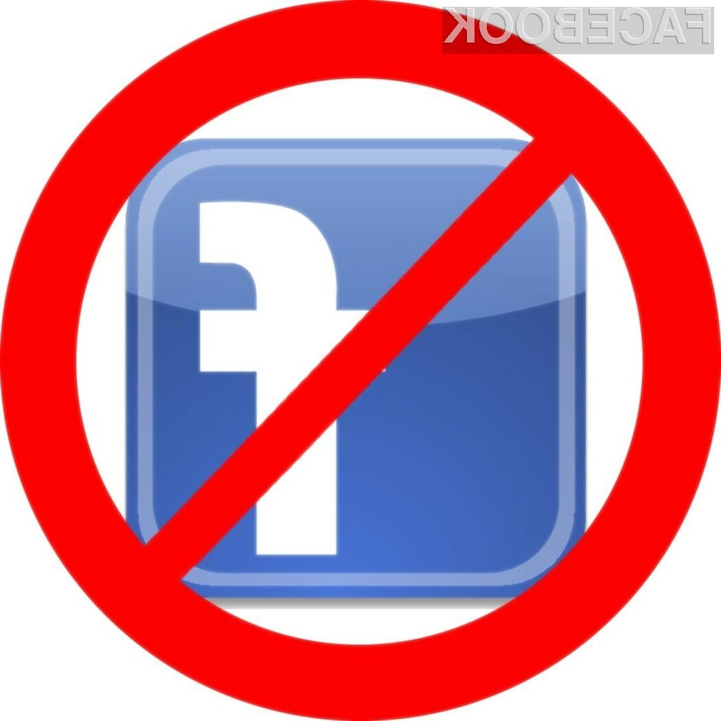 Facebook naj bi grobo kršil zasebnost evropskih uporabnikov.