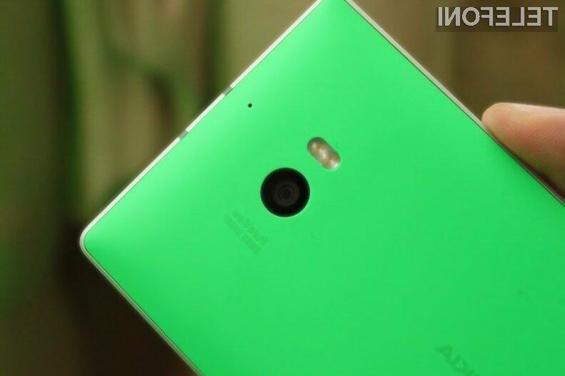 Na preizkusu iz fotografiranja se je daleč najbolje odnesel pametni mobilni telefon Nokia Lumia 930!