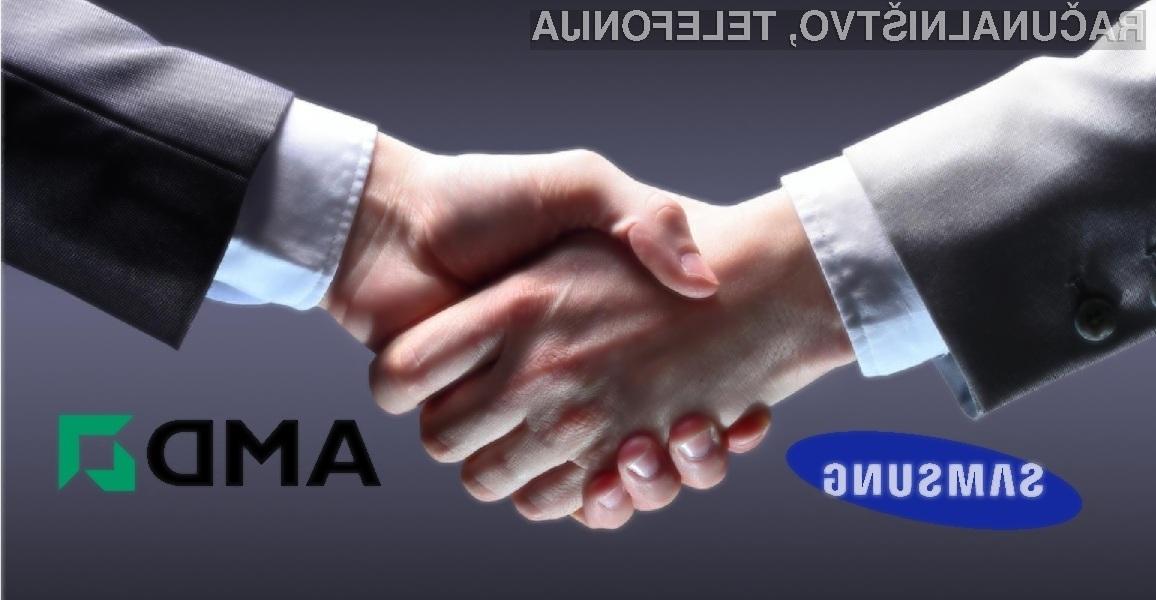 Samsung in AMD bi skupaj lahko dosegla bistveno več.