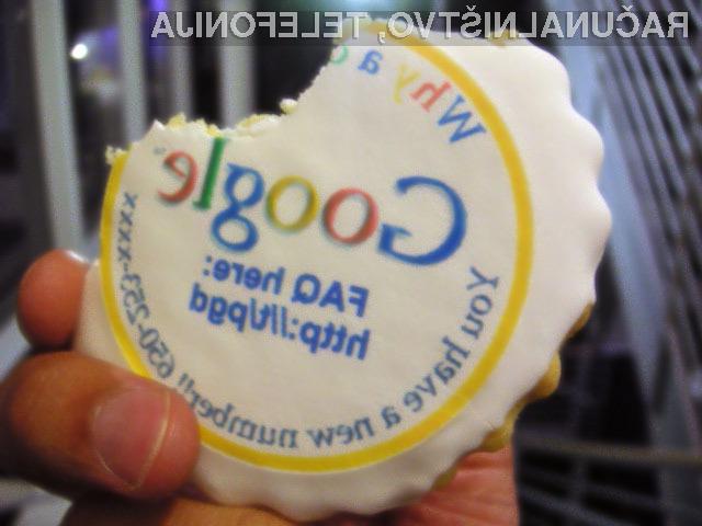 Podjetje Google je s piškoti namerno kršilo zasebnost uporabnikov spletnega brskalnika Apple Safari!