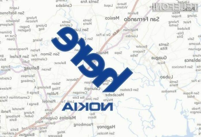 Kartografski sistem HERE bi lahko kaj kmalu dobil novega lastnika!