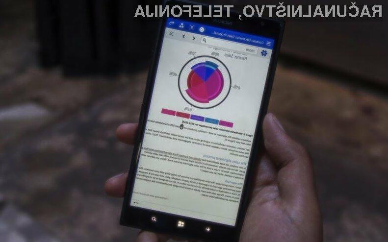 Novi Office bo povsem prilagojen napravam z zaslonom na dotik!