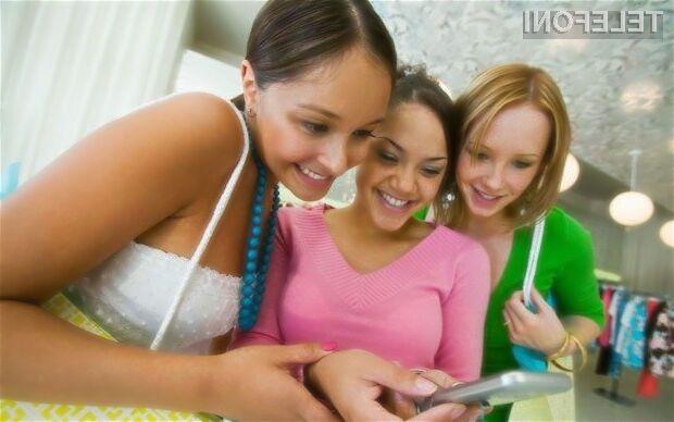 Mobilnik za brskanje po spletu pogosto uporablja več kot ena oseba.