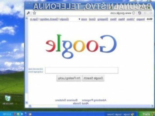 Google Chrome bo uporabnikom sistema Windows XP na voljo še vsaj do konca leta!