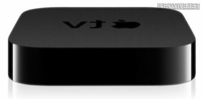 Nova večpredstavnostna naprava Apple TV bo brez podpore za ločljivost 4K, saj za njo še ni nikakršne potrebe.