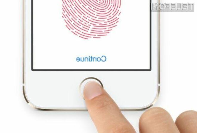 Če uporabljate bralnik prstnih odtisov Touch ID s posodobitvijo Applove naprave nekoliko počakajte!