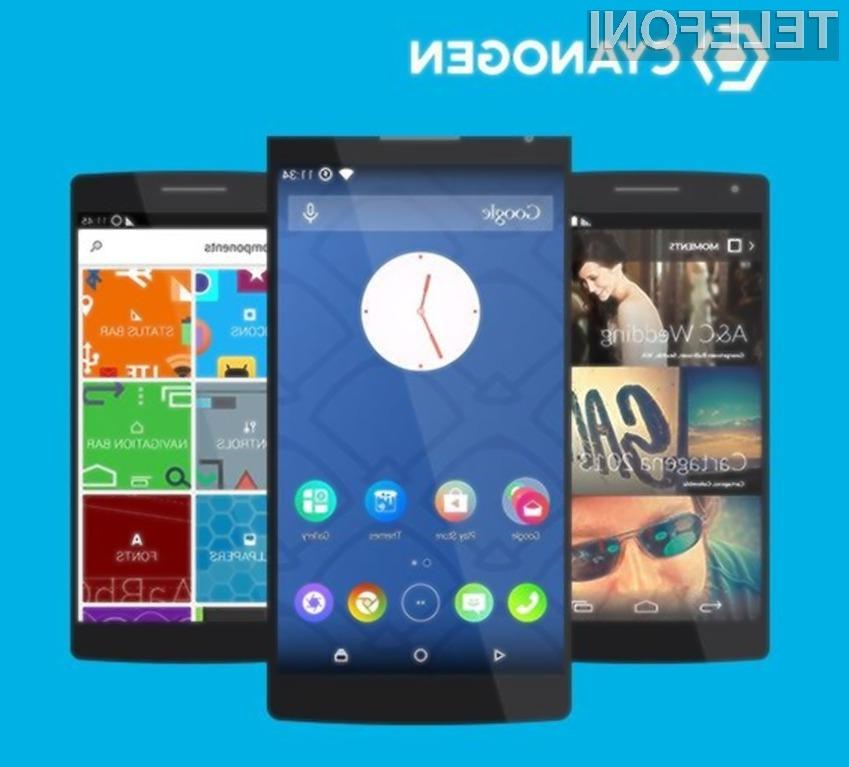 Cyanogen OS bo kmalu bogatejši za Microsoftove prednameščene aplikacije!