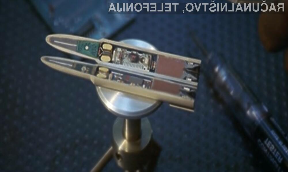 S pametnim strelivom bo ameriška vojska postala še močnejša.