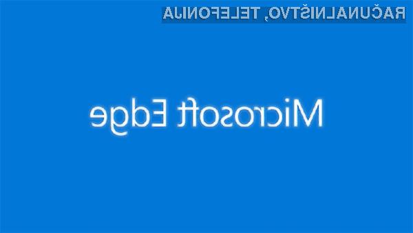 Prihajajoči spletni iskalnik Microsoft Edge nedvomno obeta veliko!