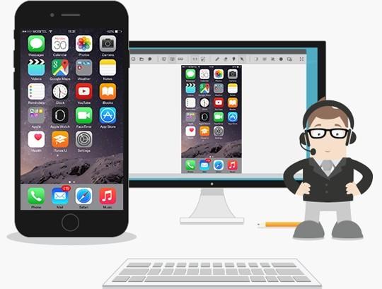 Z ISL Light 3.1 se lahko povežete z računalnika na iPhone