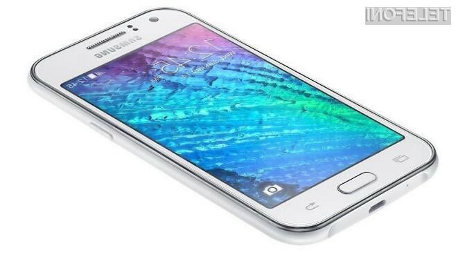Mobilnik Samsung Galaxy J5 bo za relativno malo denarja ponujal veliko!