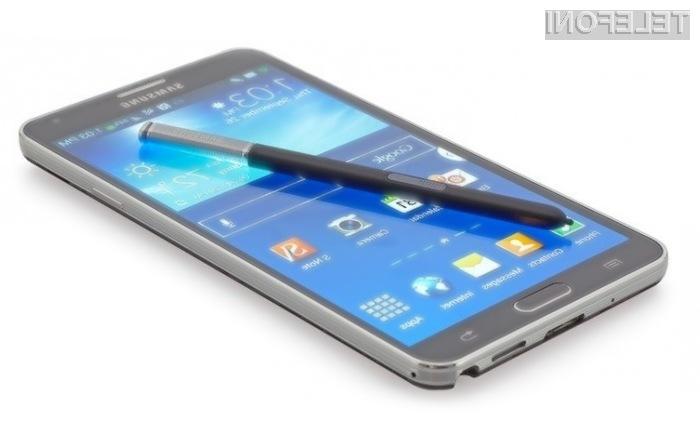 Galaxy Note 5 naj bi bil naprodaj še pred začetkom jeseni.