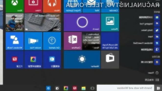 Novi Windows 10 vas zagotovo ne bo razočaral!
