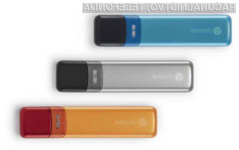 Miniaturni računalniški sistem Google Chromebit bo naprodaj že letos poleti.