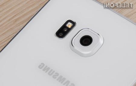 Novi program za fotografijo mobilnika Galaxy S6 bo na las podoben Applovemu.