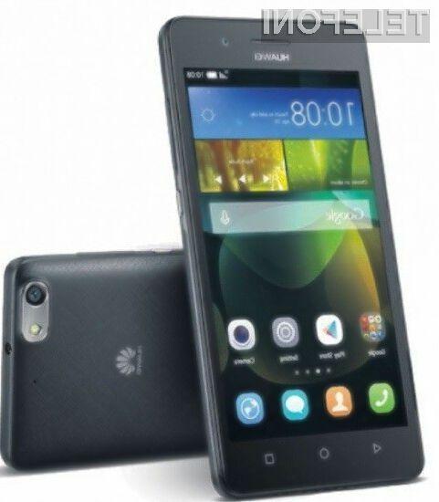 Huawei G Play Mini se nam bo zlahka prikupil!