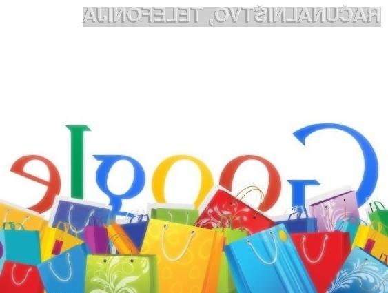 Google naj bi kmalu omogočil neposredno kupovanje blaga in storitev!