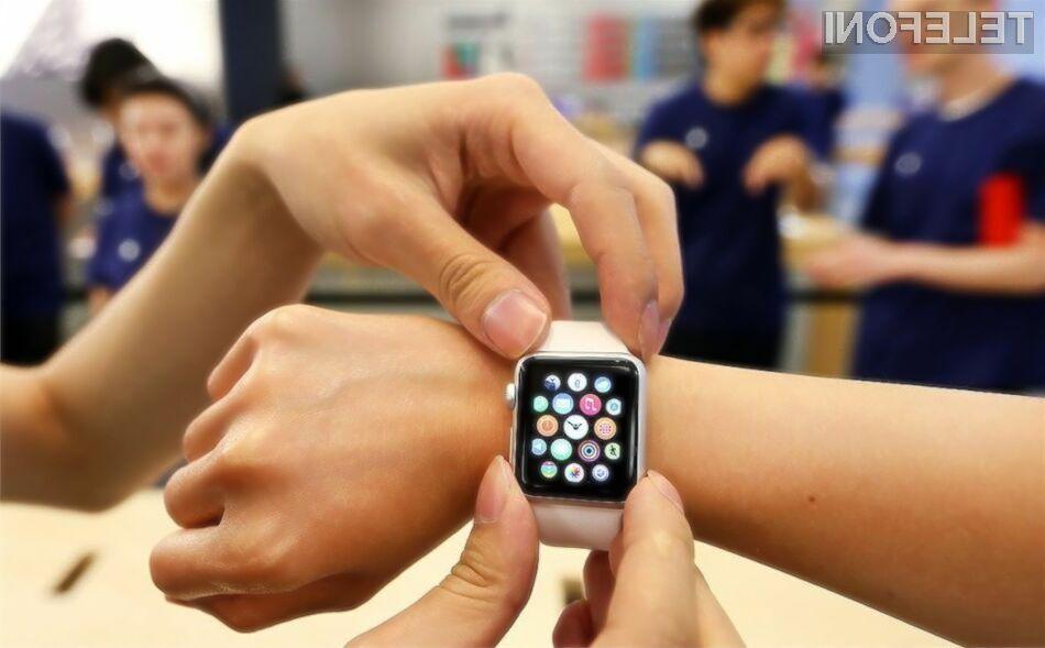 Posodobitev za Apple Watch prinaša kopico izboljšav!
