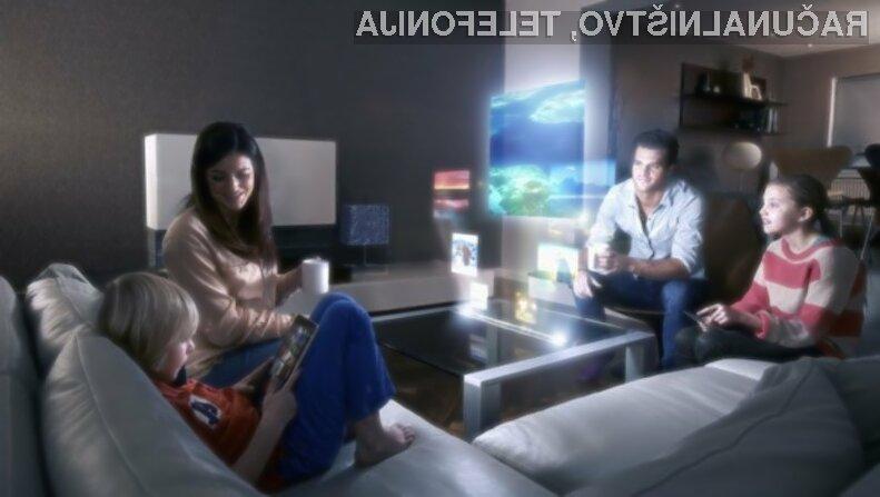 Televizorji 9D naj bi bili nared že v drugi polovici naslednjega leta.